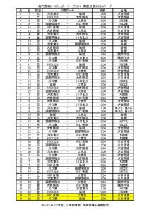 H30 U-18 SS2リーグ 日程  20180919送付のサムネイル