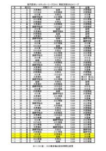 H30 U-18 SS2リーグ 日程  20181120送付のサムネイル