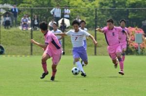 武南 vs 日大藤沢1