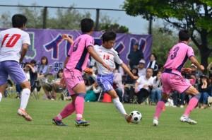 武南 vs 日大藤沢3